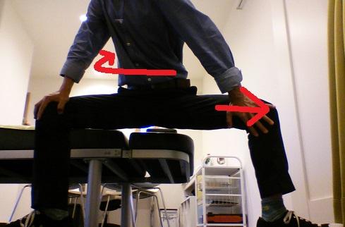 腰痛に悩む奈良県御所市の整体師