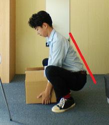 腰椎椎間板ヘルニアに悩む奈良県大和高田市の女性