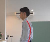 奈良県大和高田市の腰痛男性