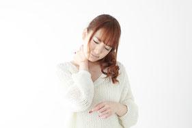 頸椎症で手が痺れる奈良県香芝市の女性