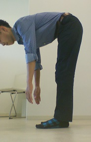 奈良県広陵町の腰痛整体師
