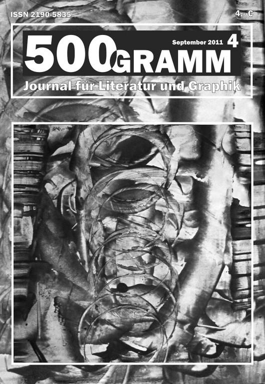 Titelblatt Nummer 4 / Bernhard Kosten (Copyright Bernhard Kosten)