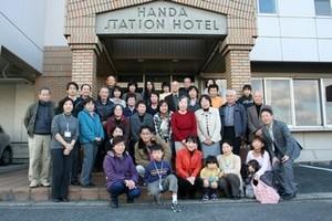 漢和経済文化学院主催2011年忘年会