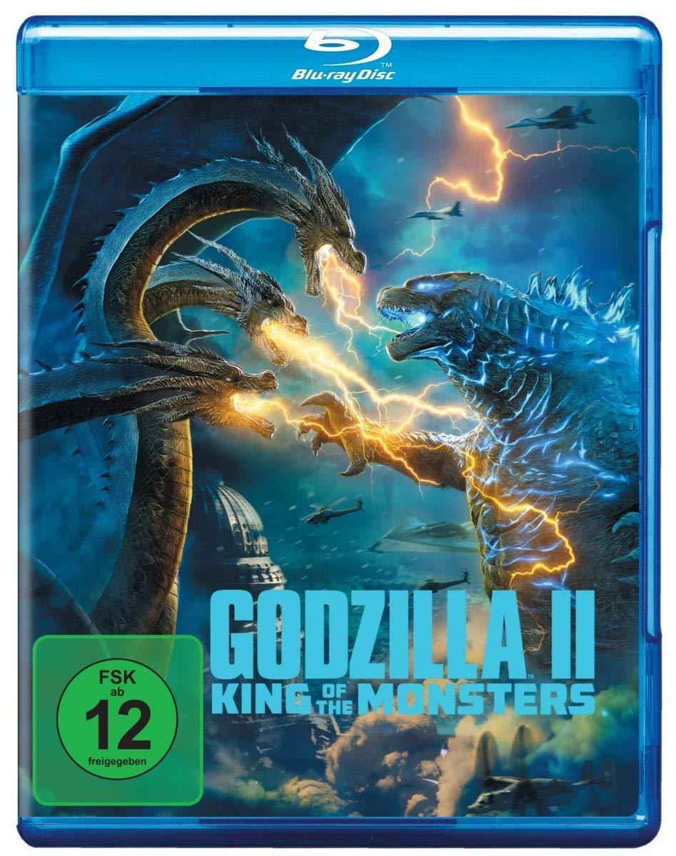 #590 Godzilla II: King of the Monsters