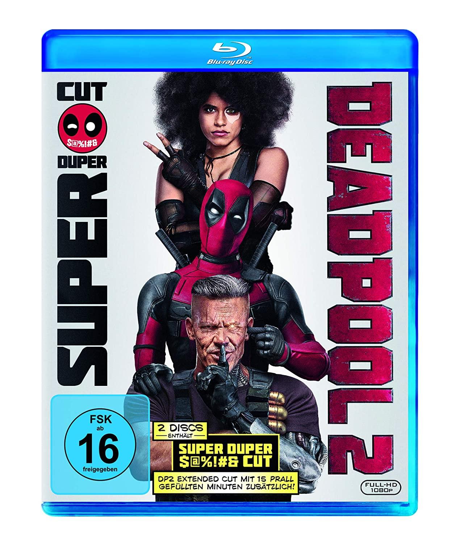#588 Deadpool 2