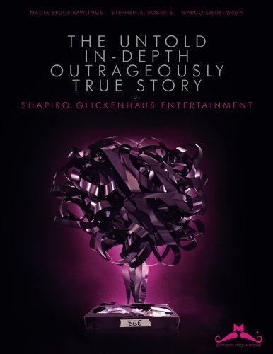 #575 The Untold, In-Depth, Outrageously True Story of Shapiro Glickenhaus Entertainment