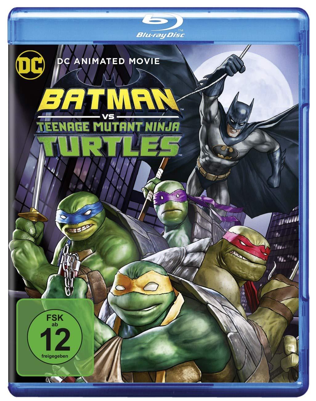 #563 Batman vs. Teenage Mutant Ninja Turtles