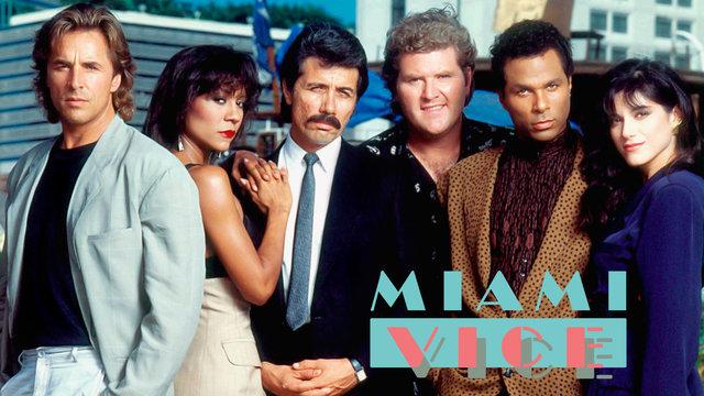 Der Cast von Miami Vice