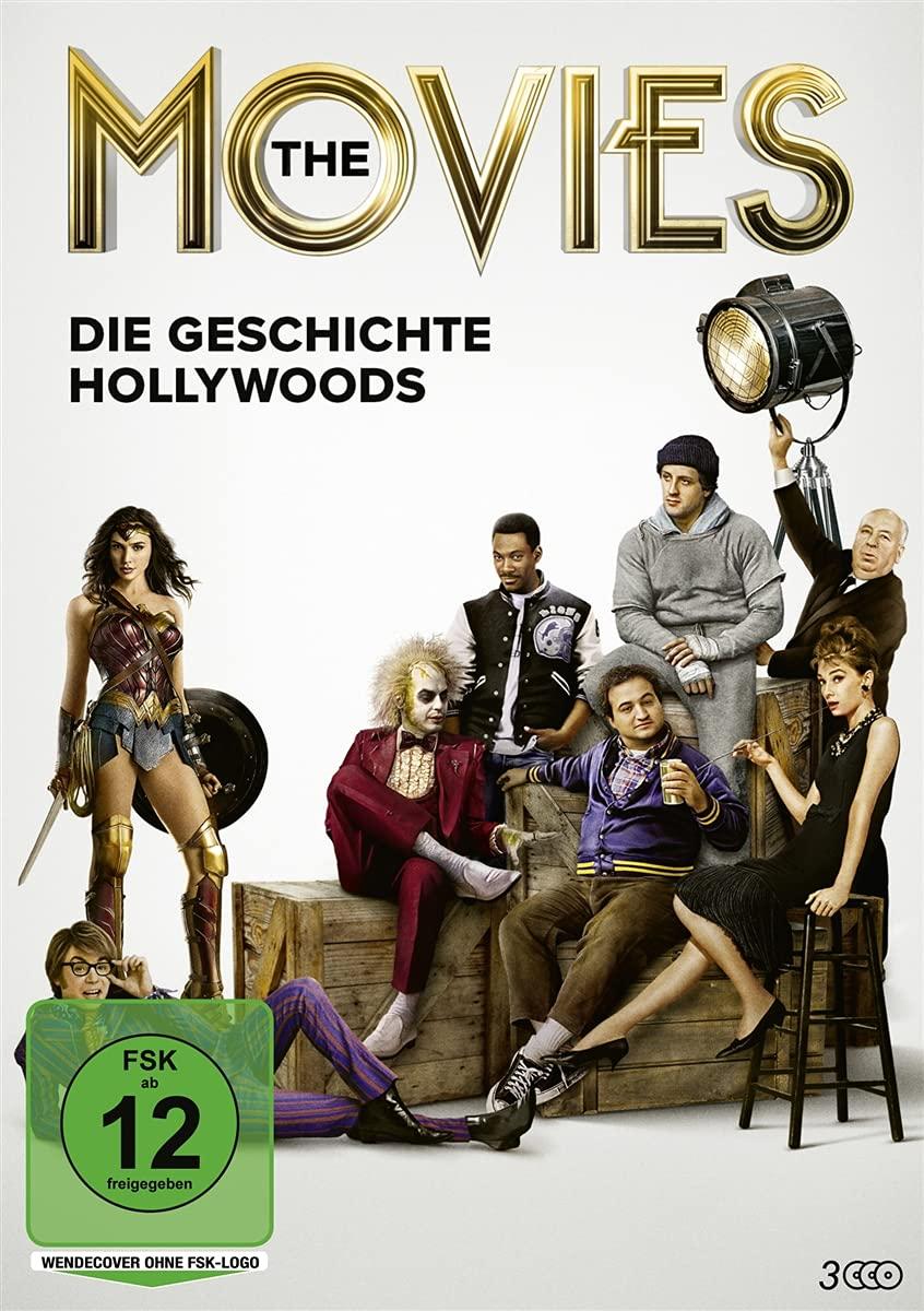 #596 The Movies -Die Geschichte Hollywoods-