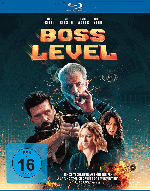 #580 Boss Level