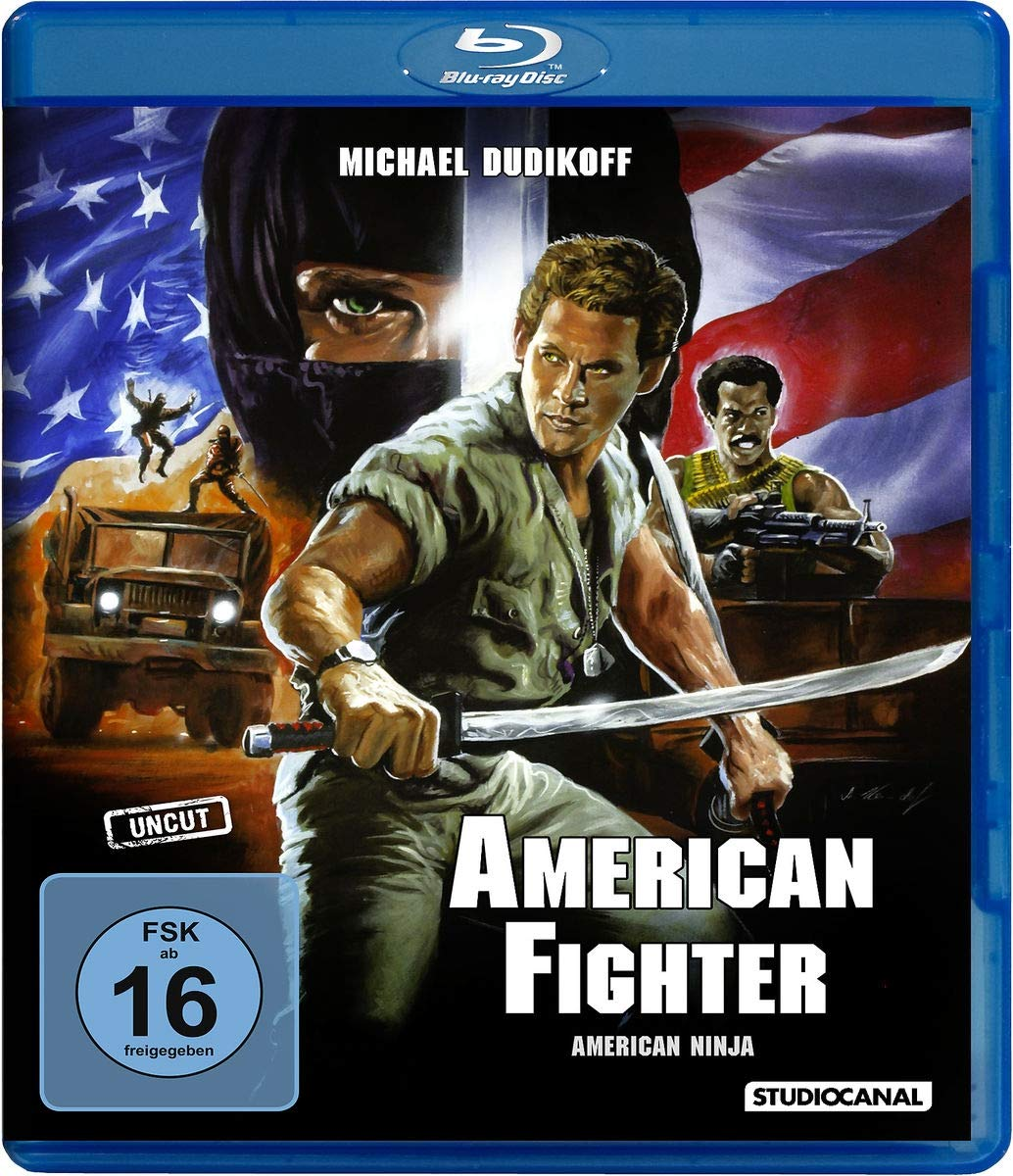 #427 American Fighter