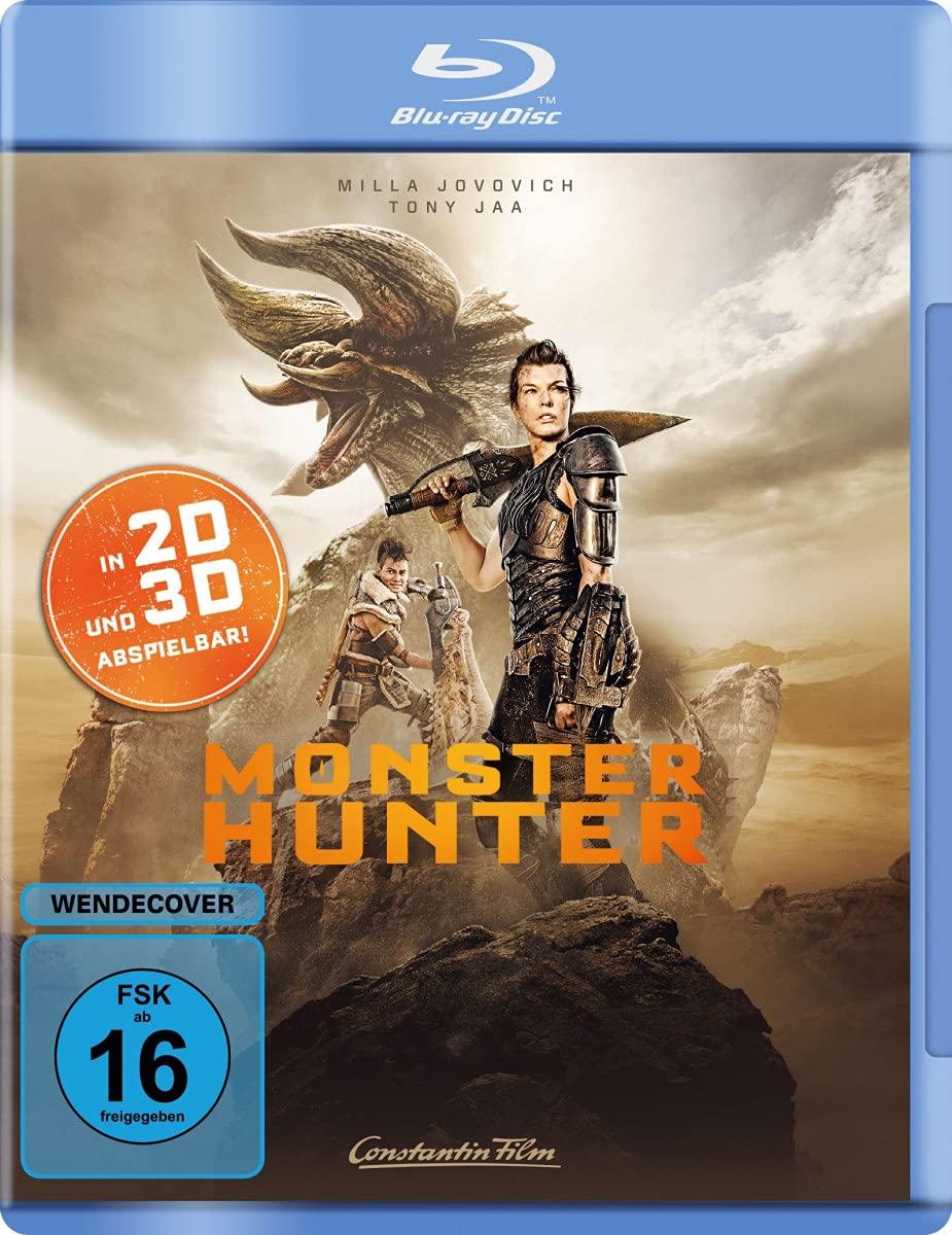 #618 Monster Hunter