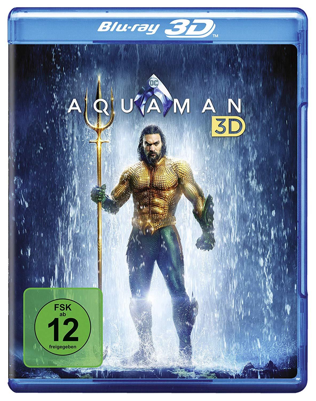 #337 Aquaman 3D
