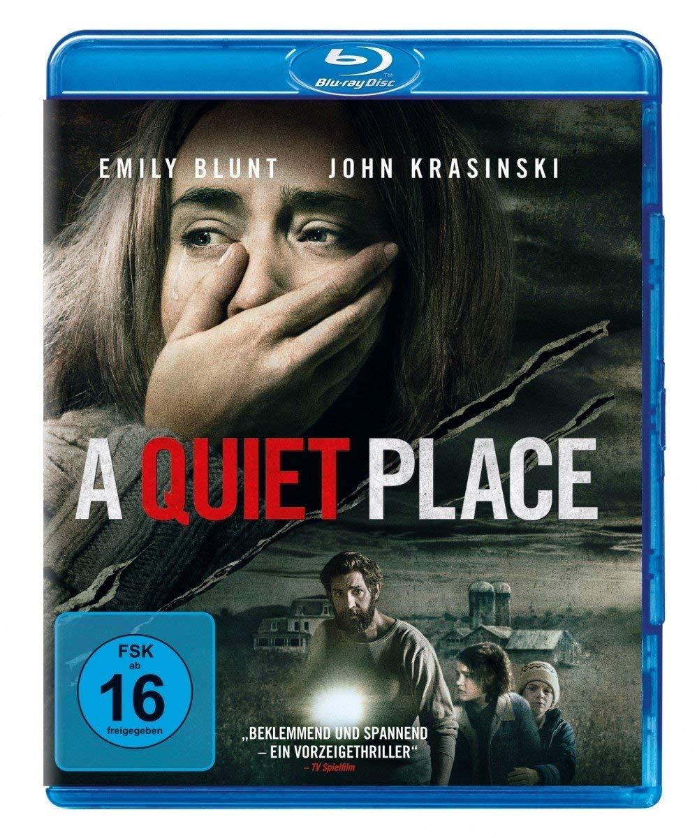 #619 A Quiet Place