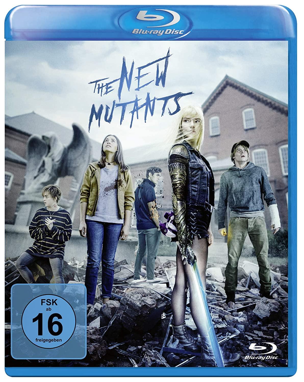 #554 The New Mutants