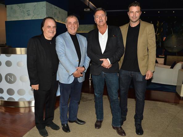 mit Armand Assante und Produzent Julius Nasso