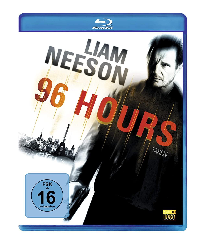 #586 Taken / 96 Hours