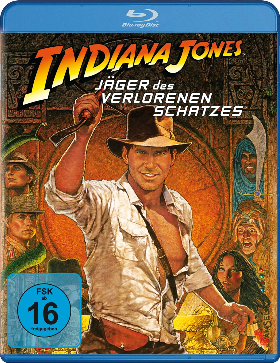 #603 Indiana Jones -Jäger des verlorenen Schatzes