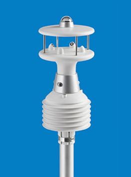 2 Achsen Ultraschall-Anemometer