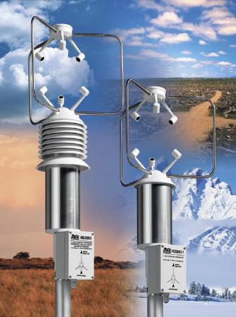 3 Achsen Ultraschall-Anemometer
