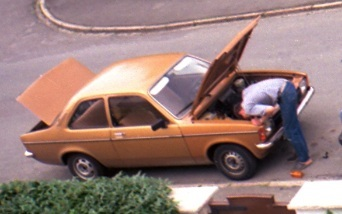 Opel Kadett C Limousine 1978 (Fehler war der Zündzeitpunkt)