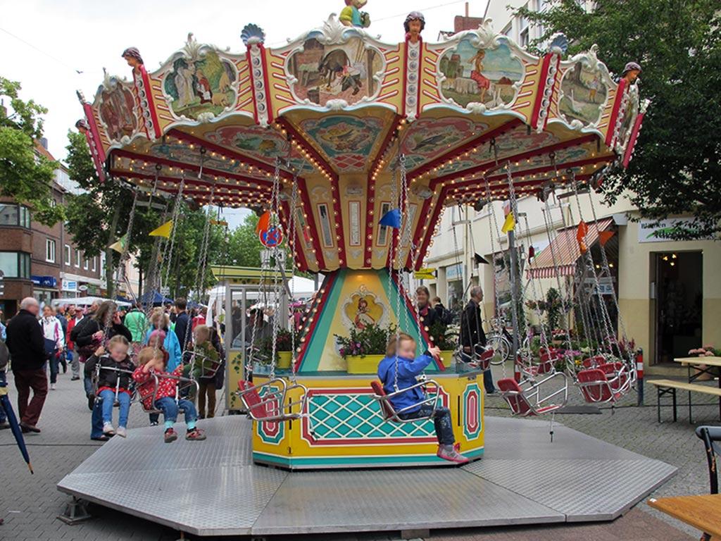 Sommerfest in Findorff © Pressebild