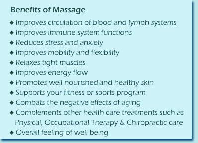 Benefits of lomilomi, hot stones and pregnancy Massage
