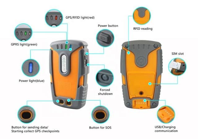 Contrôleur de rondes temps réel avec GPS (11)