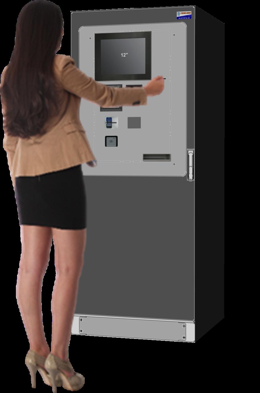 Automate d'intérieur LHU-P