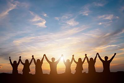 Geburts-Aufstellung in Yogaschule Voglreiter