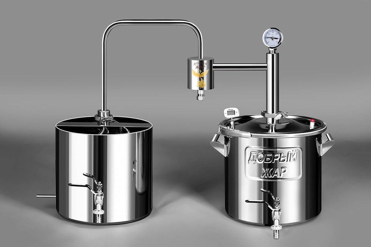 Самогонный аппарат с тэном красноярск домашняя пивоварня купить астана