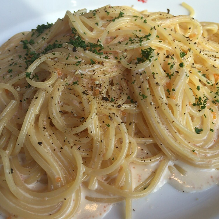たらこ&マスカルポーネチーズ