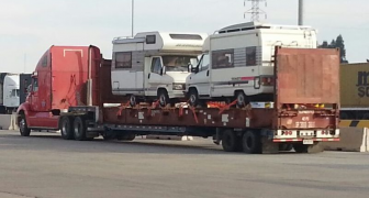 Motorhomes to chile