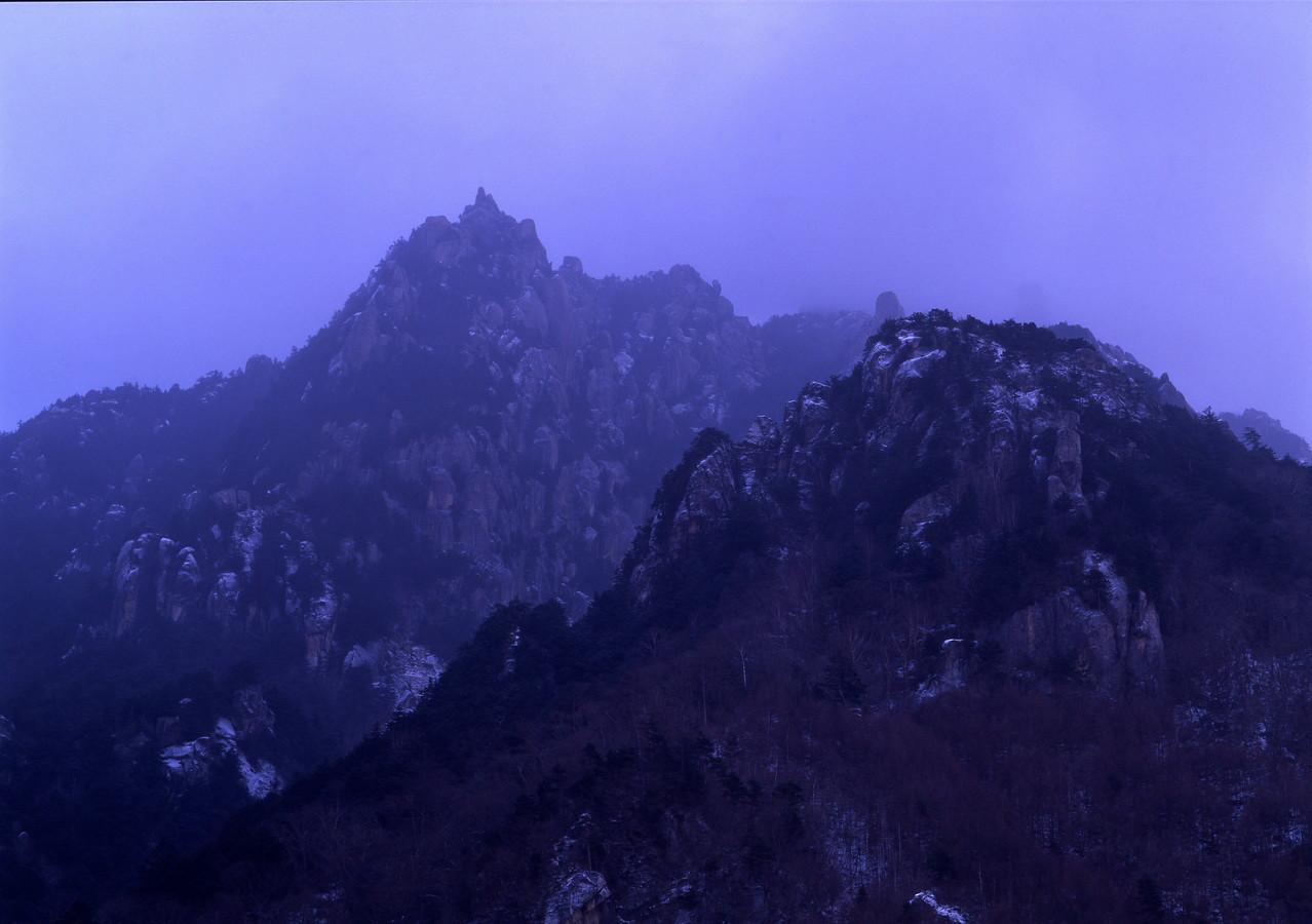 北杜市・瑞牆山