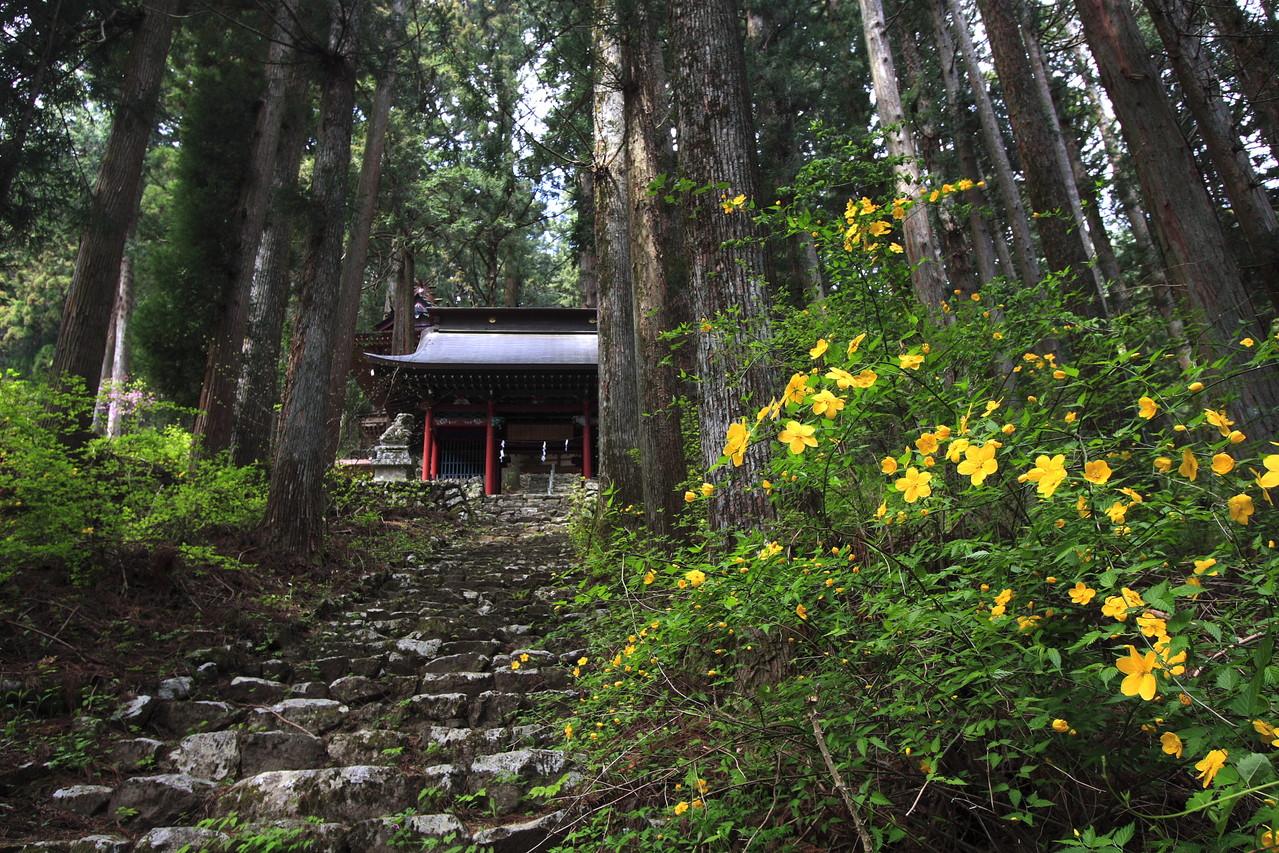 富士川町・氷室神社