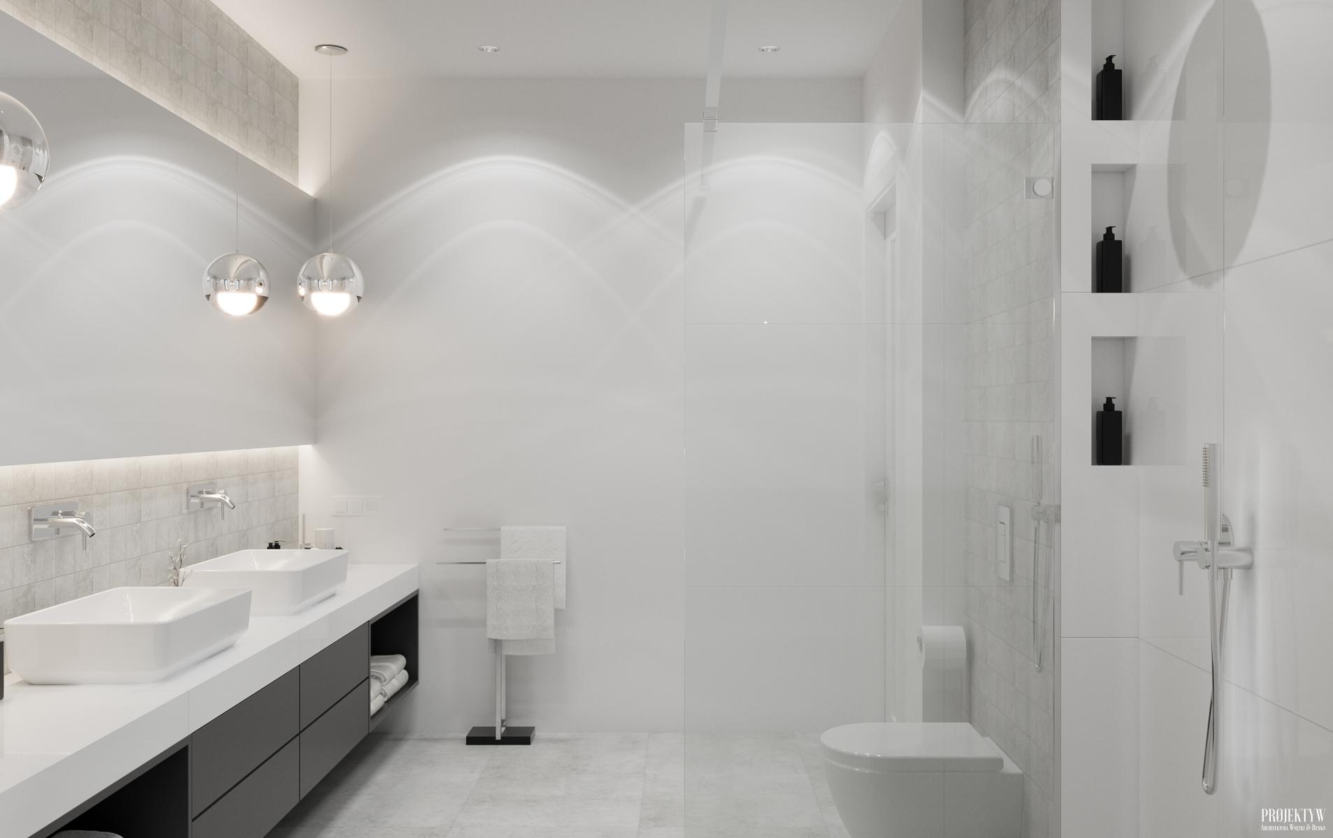 łazienki Wieluń Prøjektyw