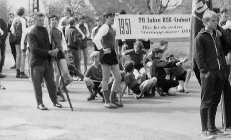 1.Mai 1971 20 Jahre Einheit