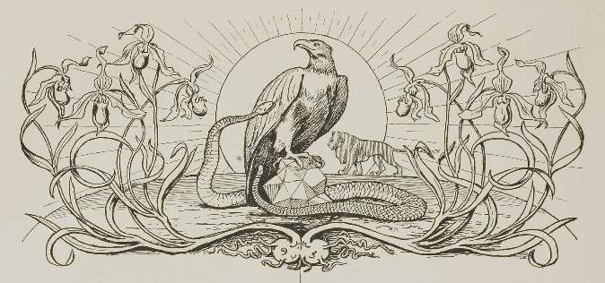 Illustration zum Abdruck von Nietzsches Also sprach Zarathustra in der Zeitschrift Pan, 1895