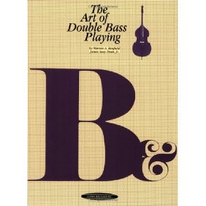 The art of playing double bass
