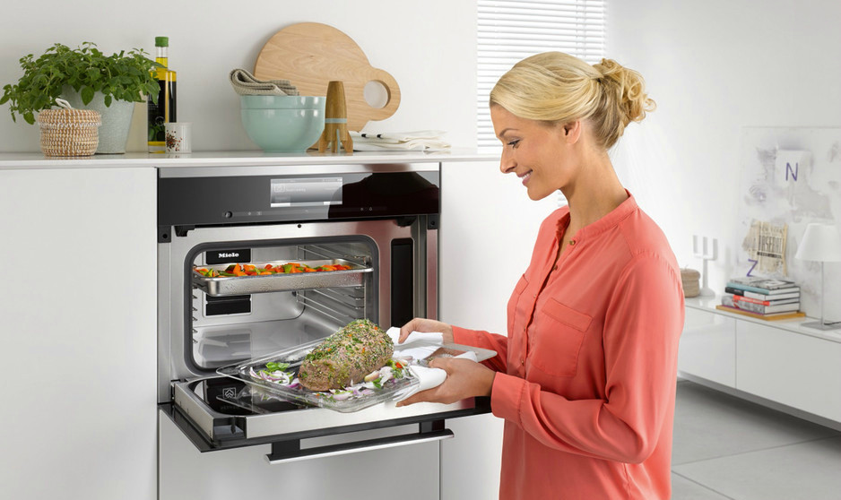 Miele DGM6800  awarded by European Consumers Choice