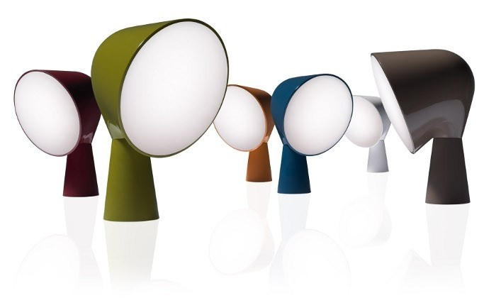 Foscarini Binic lamp awarded by European Consumers Choice