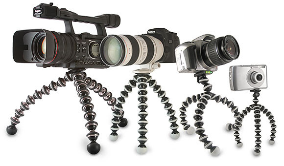 JOBY gorillapod awarded by European Consumers Choice