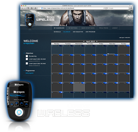Compex Wireless Tests reviews test review european consumers choice