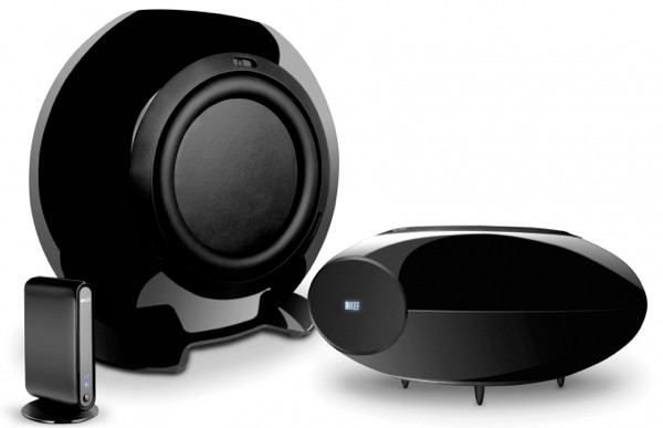 KEF HTB SUBWOOFER awarded by European Consumers Choice