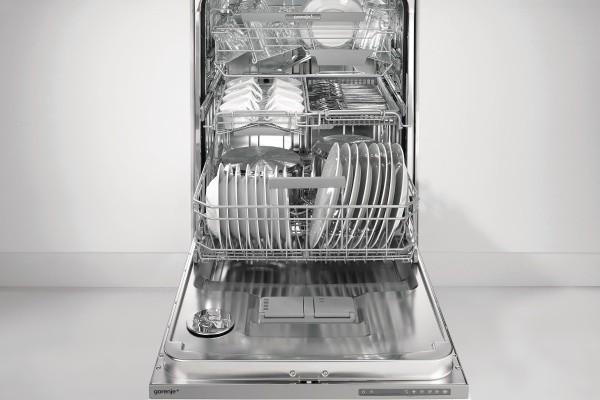 Gorenje | GDV664XL dishwasher - European Consumers Choice