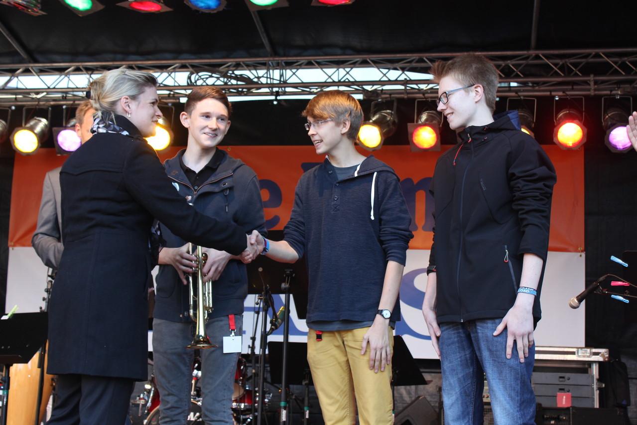 ...die Preisträger 2013...