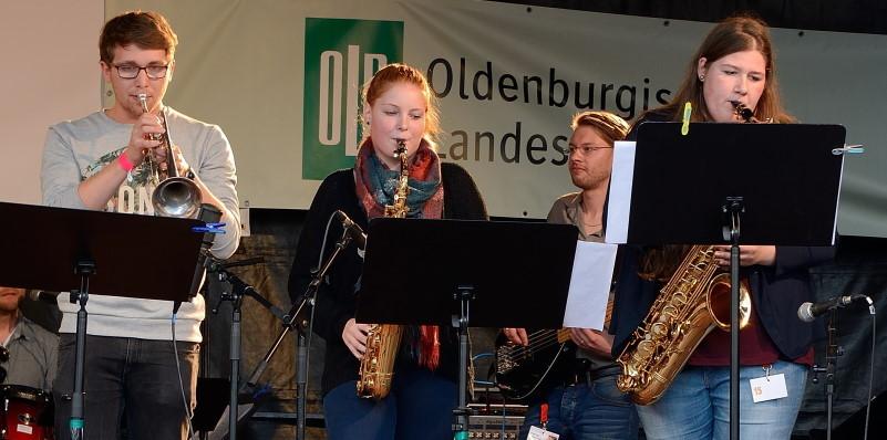 Funky Fresh Jazzband; Bild: S. Bothmer