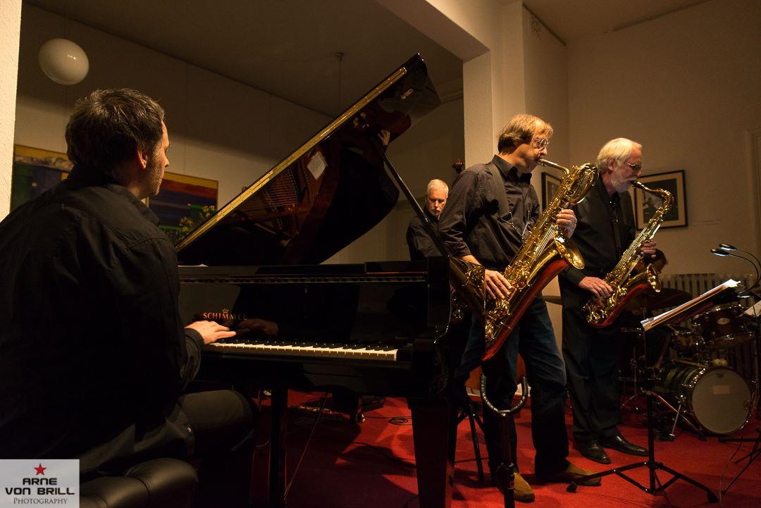 Saxtones Jazz Quintett