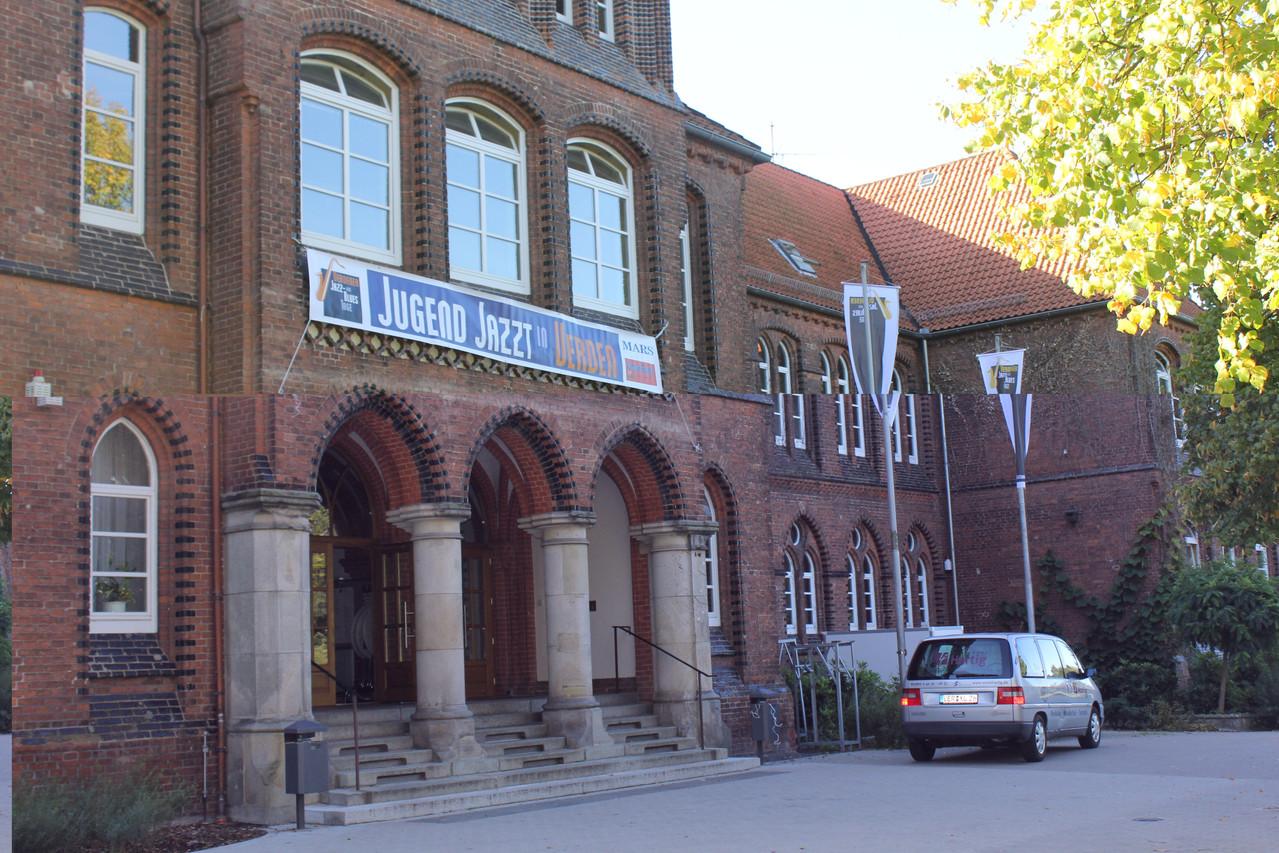 """""""Die Location"""" - Das Domgymnasium Verden"""