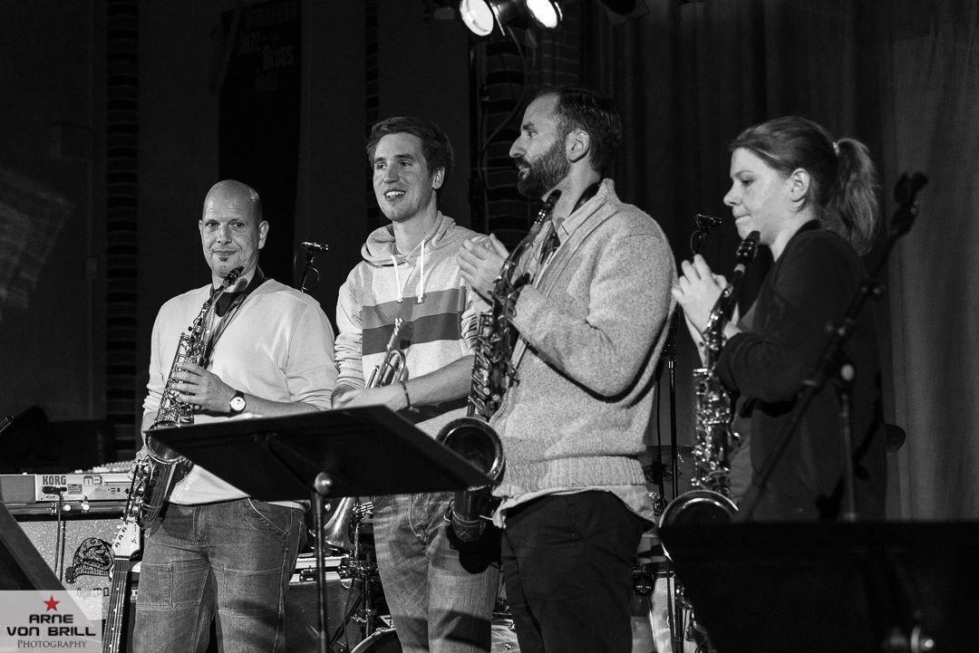 Konzert der Dozenten von Jugend Jazzt